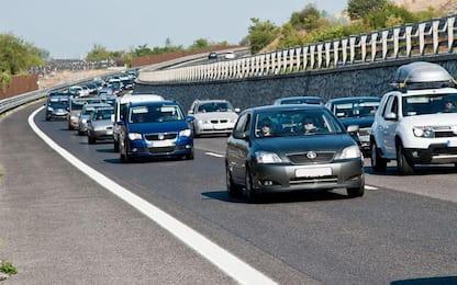 Estate: Autovie, colonne e rallentamenti in A4