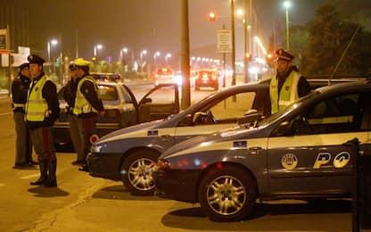 Schianto in auto dopo discoteca: lei muore, lui in coma