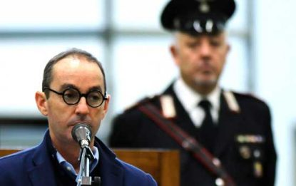 Trattativa Stato-mafia, Ciancimino scarcerato per motivi di salute
