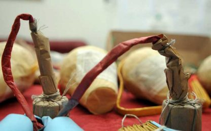 Domodossola, donna ferita dall'esplosione di un petardo