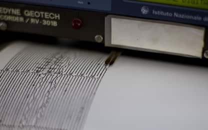 Terremoto nella notte di magnitudo 2.2 tra Pozzuoli e Napoli