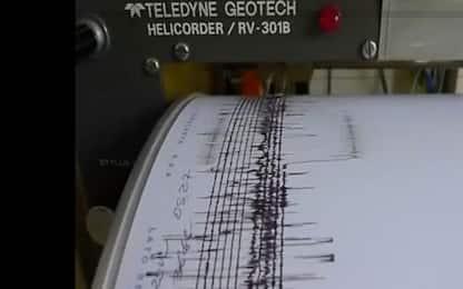 Catania, terremoto di magnitudo 3.1 alle pendici dell'Etna