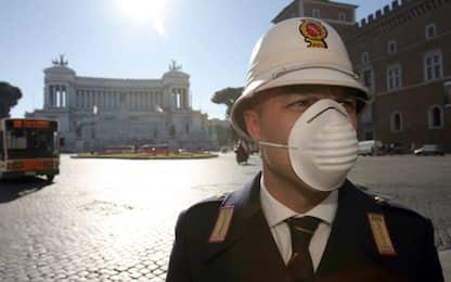 Legambiente a Roma: viale Europa all'Eur maglia nera dello smog