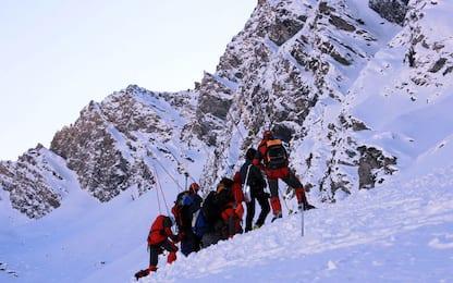 Valanga sul monte Chaberton, morti tre scialpinisti