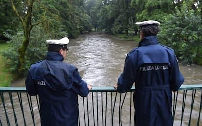 Maltempo: a Milano previsti temporali, attivato monitoraggio fiumi
