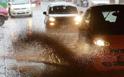 Maltempo nel Lazio, domani allerta meteo gialla per temporali