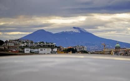 Terremoto, sciame sismico sul Vesuvio: nella notte nuove lievi scosse