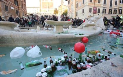 Capolavori sfregiati, i monumenti vandalizzati in Italia