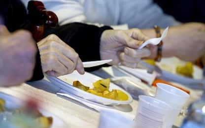 Marsala, rubati prodotti alimentari da una mensa per bisognosi