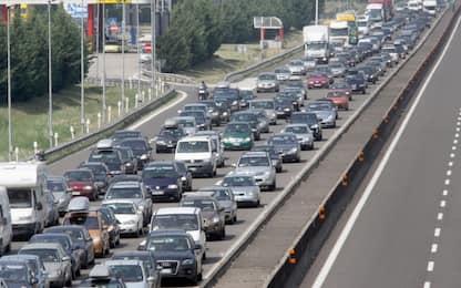 Verso Ferragosto, sarà un weekend da bollino nero per il traffico