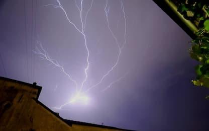 Lombardia, allerta arancione per temporali: monitorati Seveso e Lambro