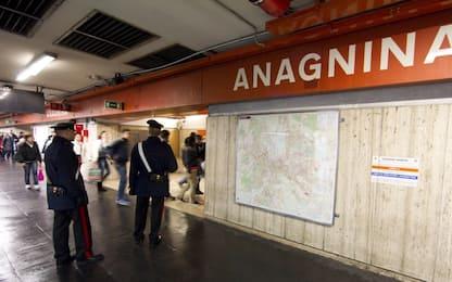 Roma, guasto alla metro A: ripreso il servizio tra Termini e Anagnina