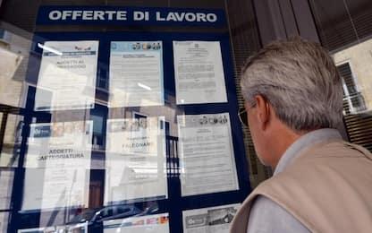 In Italia popolazione lavorativa più anziana tra i principali Paesi Ue