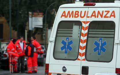 Crolla balcone a Caltanissetta, ferita un'anziana di 78 anni