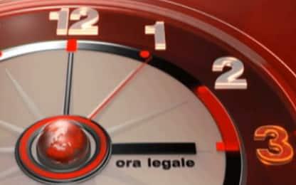 Ora legale 2020, il cambio domenica 29 marzo