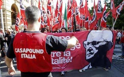 Casapound, militante aggredito a Livorno a bastonate