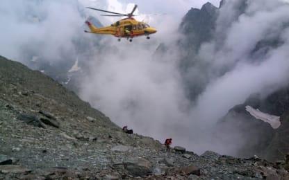 Austria, morti 3 alpinisti impegnati a scalare le vette tirolesi