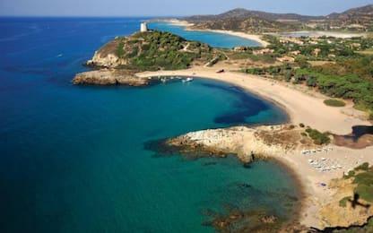 Guida blu 2017, Sardegna regina dell'estate: a Chia il mare più bello
