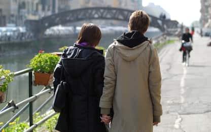 Unioni civili, assegno di mantenimento post divorzio a coppia di donne