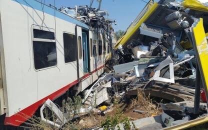 Disastro ferroviario in Puglia, tre anni fa la tragedia