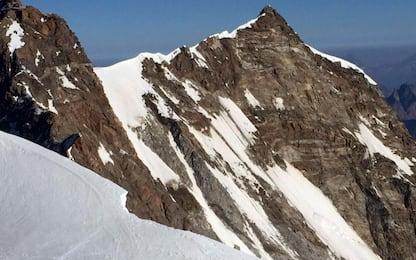 Incidente sul Monte Rosa, morti due alpinisti in Valle d'Aosta