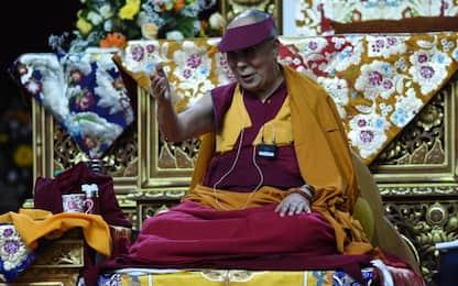 Dalai Lama a Firenze il 19 settembre, 18 anni dopo l'ultima volta