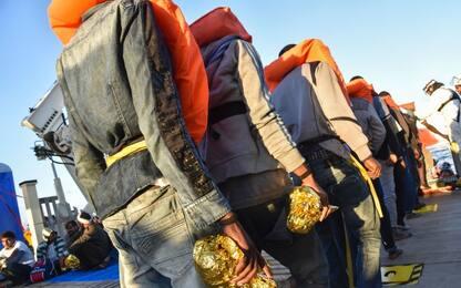 Migranti, Frontex: previsto nuovo forte flusso in Italia
