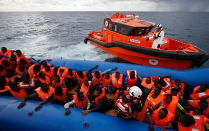 """Migranti, Libia: trovati 74 corpi. Il Papa:""""Aprire canali sicuri"""""""