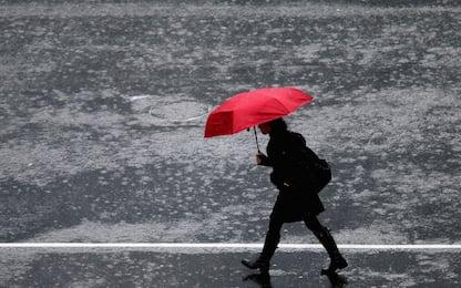 Meteo, torna il maltempo nel weekend: temperature in calo
