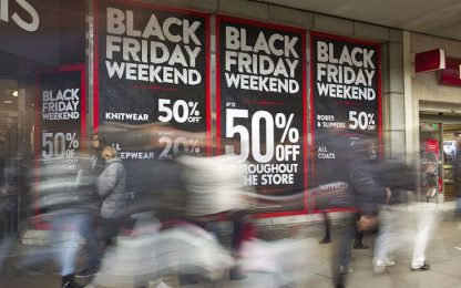 Buy Nothing Day, la risposta anti-consumistica al Black Friday