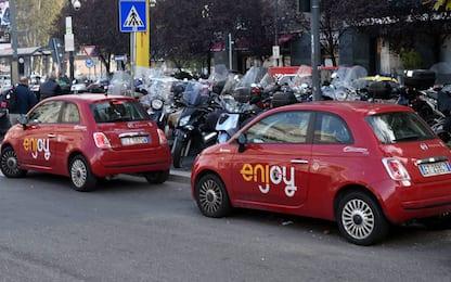 Enjoy via da Catania: troppi danni e furti