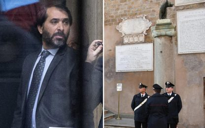 Raffaele Marra resta in carcere. Raggi annulla la nomina del fratello