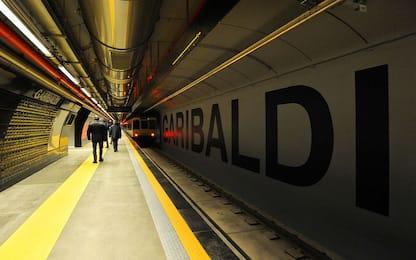 Napoli, guasto al treno: circolazione limitata in Metro linea 1