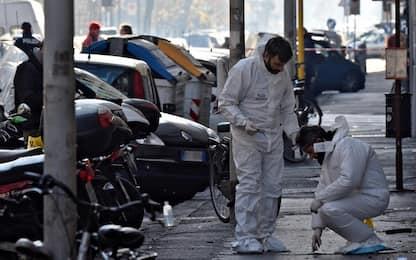 Firenze, esplode bomba davanti a una libreria. Ferito un artificiere