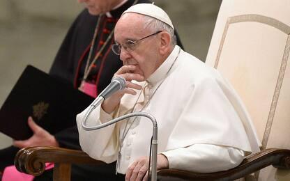 """Carceri, l'appello del Papa: """"Condizioni di vita detenuti siano degne"""""""