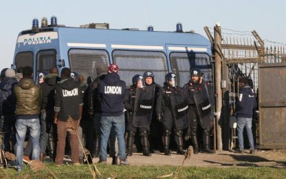 Rivolta migranti: concluse operazioni trasferimento in Emilia Romagna