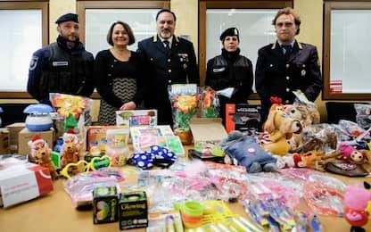 Milano, sequestrati 400mila giocattoli contraffatti