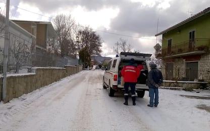 Maltempo: sono arrivati gelo e neve in Italia. Disagi al Sud