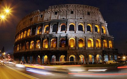 Il Colosseo e Pompei diventano parchi archeologici