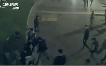 Roma,accoltellarono 16enne in una rissa: 7 arresti, anche 3 minorenni