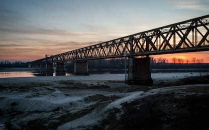 Coldiretti lancia allarme siccità al Nord: a gennaio -63,5% di piogge