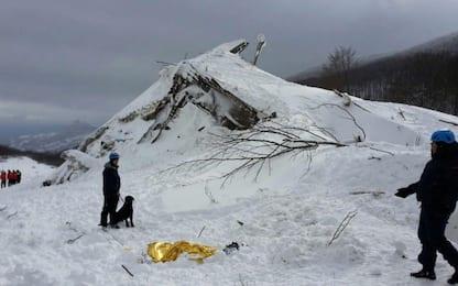 Rigopiano, 4 anni fa la tragedia con 29 morti: oggi la commemorazione