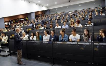 """""""Troppi studenti scrivono male"""": l'allarme dei docenti universitari"""