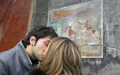 A Pompei per San Valentino riaprirà la domus dei Casti Amanti