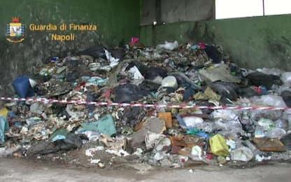 Disastro ambientale: a Napoli sequestri per 200 milioni di euro