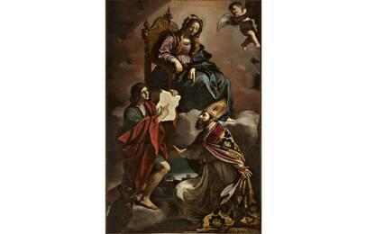 Ritrovata in Marocco la tela del Guercino rubata a Modena