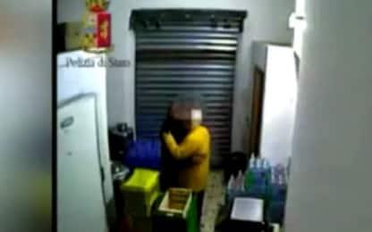 Mafia, i summit del clan nella cella frigorifera. Video