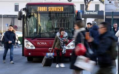 Roma, rinviato lo sciopero dei mezzi Atac previsto per domani
