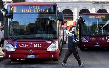 Sciopero Atac a Roma oggi 8 marzo: stop a metro, bus e tram