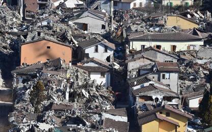 Terremoto di magnitudo 4 vicino ad Amatrice